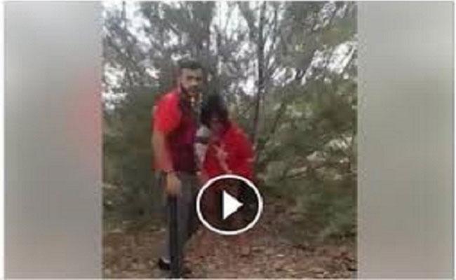 اسرار قصة الفيديو للشاب الذي نزع ملابس فتاة وأراد ان يغتصبها