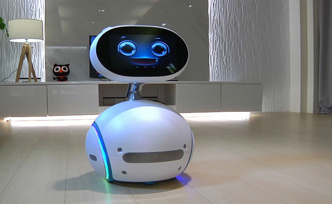 Asus ستبدأ تسويق روبوتها Zenbo ابتداء من 1 يناير