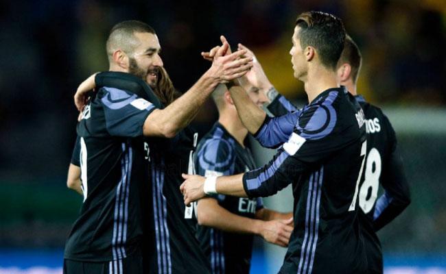 ريال مدريد في نهائي مونديال الأندية