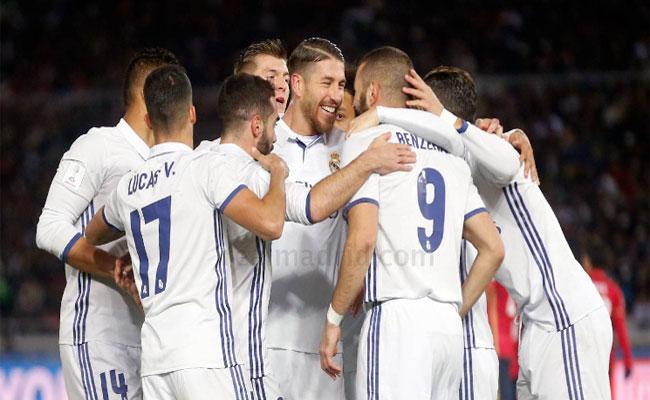 ريال مدريد يتوج بمونديال الأندية باليابان