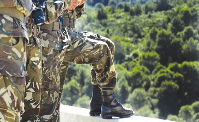 تدمير مخبأ للإرهابيين يحتوي على 14 مدفعا جاهزا للتفجير بولاية تيبازة