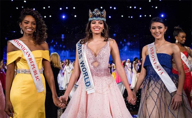 ستيفاني دي فالي ..ملكة جمال العالم لعام 2016