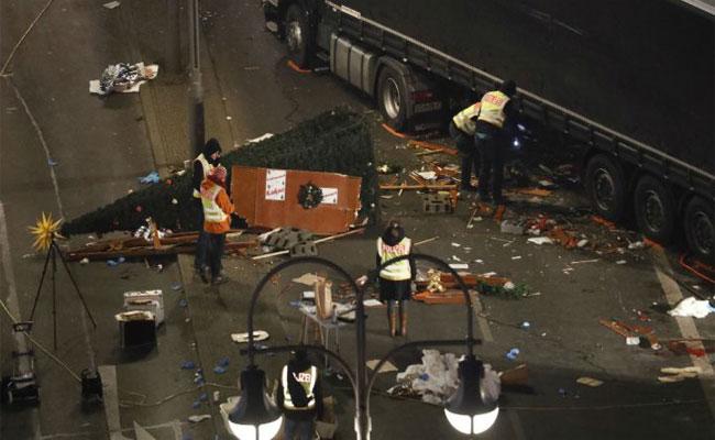 وزارة الخارجية تؤكد عدم وجود ضحايا جزائريين في اعتداء برلين