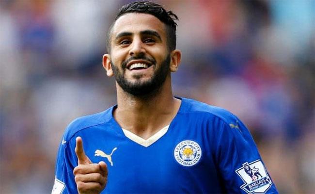 محرز مرشح لجائزة أفضل لاعب عربي