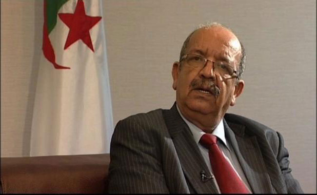 انطلاق الدورة الأولى للحوار الاستراتيجي الجزائري-الاسباني حول المسائل الأمنية برئاسة مساهل