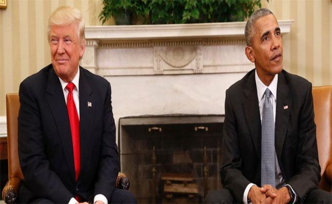 أوباما: لو ترشحت لولاية ثالثة .. كنت سأتفوق على ترامب