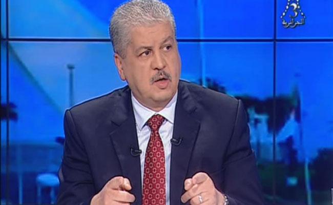تباين في المواقف السياسية حول تصريحات سلال للتلفزيون الجزائري بين مؤيد و معارضw