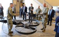 الجيش الأمريكي يقوم باختبار طائرته هوفر بايك