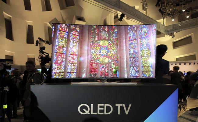 شاشات تلفاز جديدة QLED من سامسونج