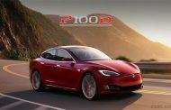 نموذج تسلا S P100D : سرعة 100 كلم خلال 2.1 ثانية