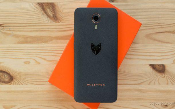 WileyFox : هاتف ذكي Full HD ومعالج Snapdragon 430