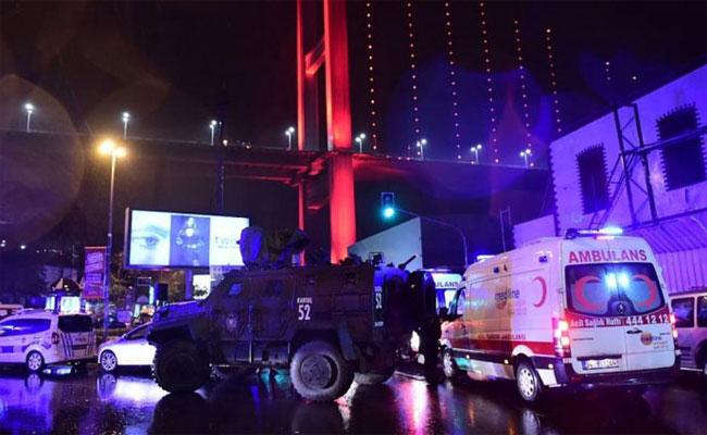 وزارة الخارجية تؤكد عدم وجود ضحايا جزائريين في اعتداء اسطنبول