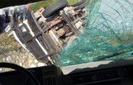 مقتل شخص و إصابة 23 آخرين بجروح متفاوتة الخطورة في حادث اصطدام حافلة بسيارة سياحية بالقصر ببجاية