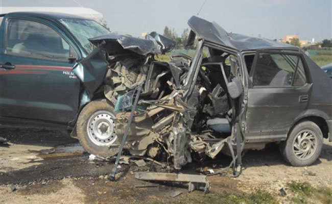 حرب الطرق : 52 قتيلا و 337 مصابا في 201 حادث مرور في ظرف أسبوع