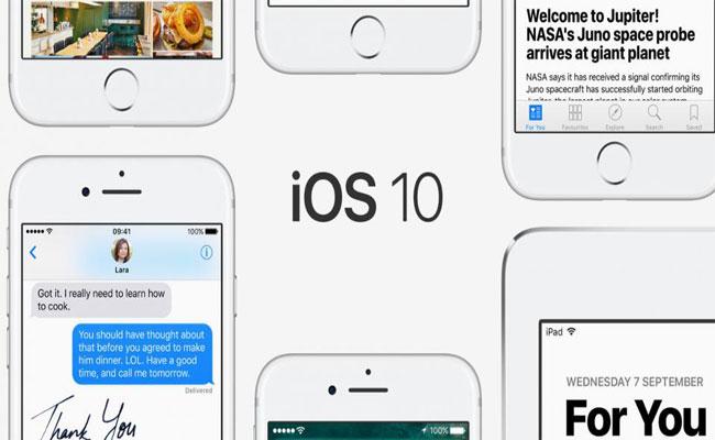 قريبا : بيتا أولية لنسخة جديدة من نظام iOS