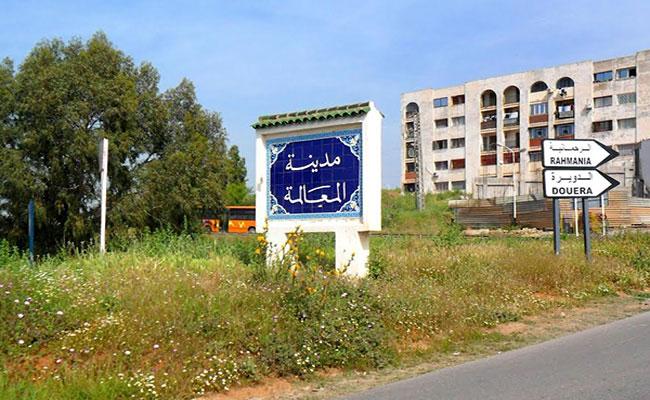 ساكنة حي سيدي بنور بالعاصمة يحتجون و يطالبون عبد القادر زوخ بالتدخل لحل مشاكلهم العالقة