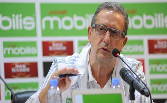 ليكنس: مباراة موريتانيا فرصة لتطوير أداء الخضر