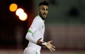 محرز: مباراة تونس صعبة على الطرفين