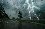 نشرية جوية خاصة : أمطار غزيرة مصحوبة برعود و برد مرتقبة غرب و وسط-غرب البلاد إلى غاية مساء يوم الأحد