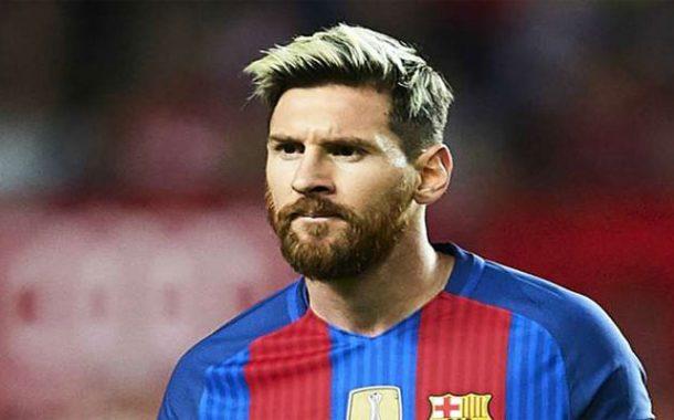 ميسي يحسم مصيره مع برشلونة