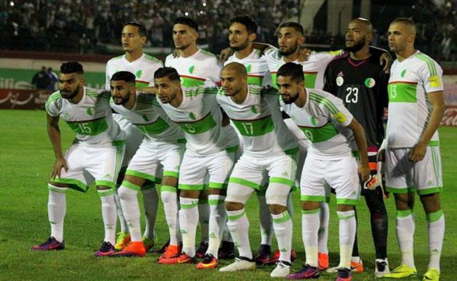 الخضر يسحقون موريتانيا بثلاثة أهداف لواحد
