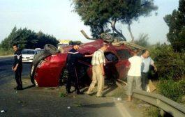 حرب الطرقات : وفاة 7 أشخاص و إصابة 5 آخرين بجروح خلال الـ24 ساعة الأخيرة