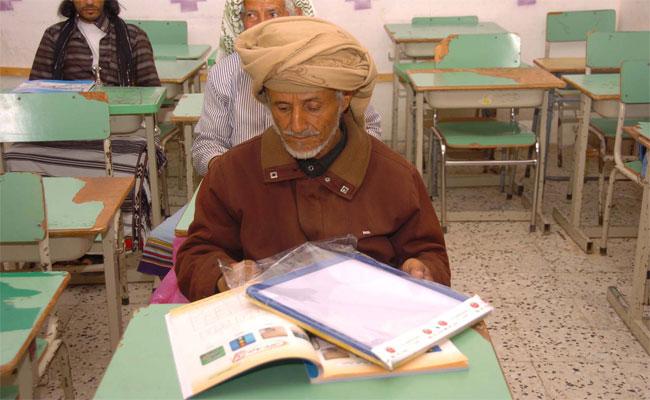 انخفاض نسبة الأمية في الجزائر إلى 12.33