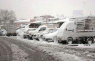 إعلان 60 منطقة عبر الوطن معرضة للعزلة بسبب الاضطربات الجوية
