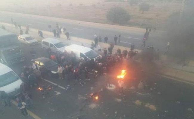 هذا هو رد وزير الداخلية و الجماعات المحلية على أحداث العنف التي شهدتها عدة ولايات
