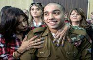 الحكم بالسجن 18 شهرا فقط على الجندي الاسرائيلي الذي قتل فلسطيني جريح.