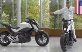 الى الدين يخافون من ركوب الدراجات النارية هوندا وجدت الحل