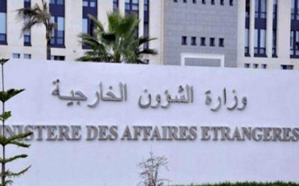 إدانة جزائرية للإعتداء الإرهابي الذي استهدف دورية للجيش النيجري