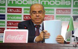 روراوة مستمر في رئاسة الفاف