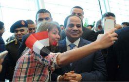 السيسي اقترح دولة فلسطينية في سيناء