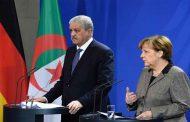 سلال يجري مكالمة هاتفية مع ميركل غداة تأجل زيارتها للجزائر