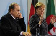 تأجيل زيارة العمل للمستشارة الألمانية ميركل للجزائر بسبب مرض الرئيس بوتفليقة