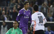 ريال مدريد يخسر المدافع فاران