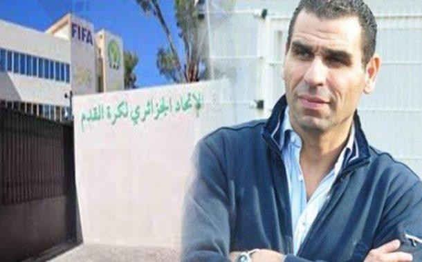 انتخاب خير الدين زطشي رئيسا جديدا للفاف