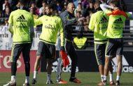 زيدان يفقد 16 لاعبا من ريال مدريد