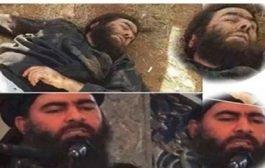 زعيم تنظيم داعش البغدادي لم يمت وهو يتنقل بين حدود العراق وسوريا
