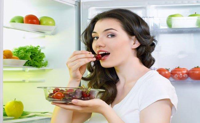 كيف يسهل النظام الغذائي الصحي ولادتك؟