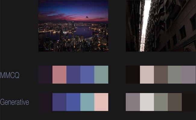 ذكاء اصطناعي يمكنك من تحديد الألوان المتواجدة بالصور
