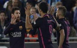 برشلونة يشعل سباق لقب الليغا