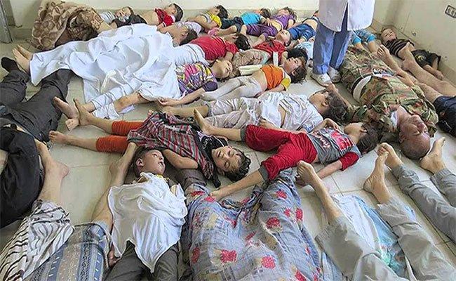 مستشرق يهودي: قصف الأسد بالكيماوي كان بإذن موسكو