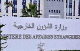 الجزائر تعرب عن إدانتها الشديدة للإعتداء الإرهابي الذي استهدف معسكرا للجيش بمنطقة تومبوكتو في مالي