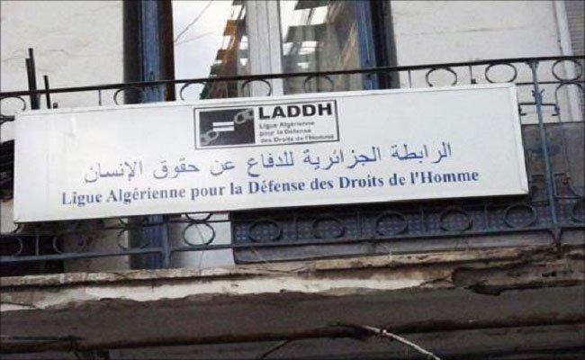 تساؤلات عن دور الرابطة الجزائرية لحقوق الإنسان