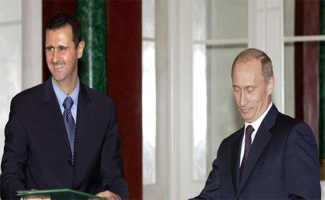 صحيفة بريطانية: لماذا لم يتخلى بوتين عن الأسد حتى الآن