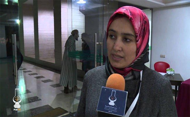 نائبة عن العدالة والتنمية في المغرب : الدولة العميقة