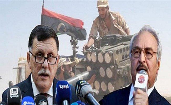 بعد الهجوم على قوات حفتر ليبيا ستنزف الكثير من الدماء