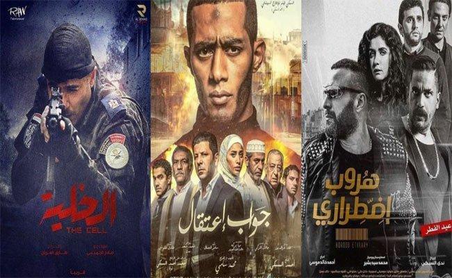 أفلام العيد بين رومانسية تامر حسني و